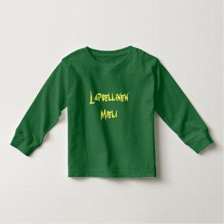 Lapsellinen Mieli - kindischer Verstand auf Kleinkind T-shirt