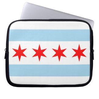 Laptop-Hülse Chicagos, Illinois-Staat Laptopschutzhülle