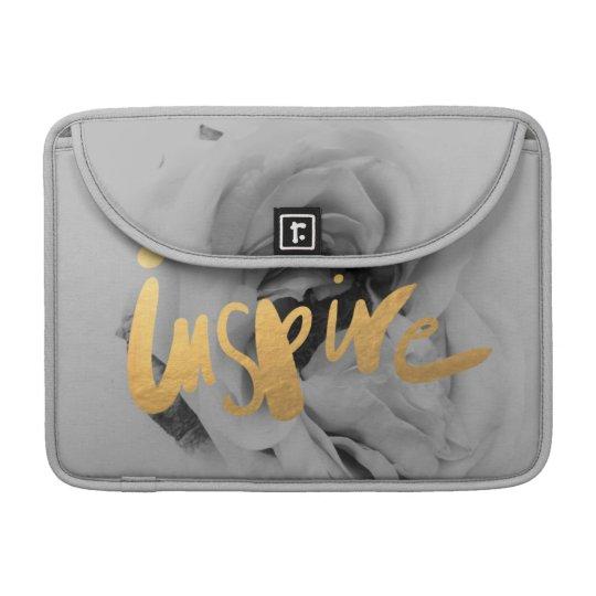 """Laptop Tasche Macbook Pro 13"""" Grey Gold Sleeve Für MacBook Pro"""