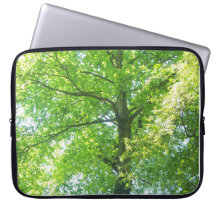 Laptoptasche Baum Eiche Computer Schutzhüllen