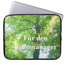 Laptoptasche Baum Eiche Computer Sleeve Schutzhüllen