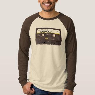 lärmarm, mischen Sie wieder, arbeiten Sie um, T-Shirt