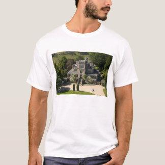 Larnach Schloss, Dunedin, Neuseeland - Antenne T-Shirt