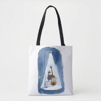 Larry-Tages- und Alice-Taschentasche Tasche