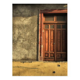 Las Puertas De Granada 041 Postkarte