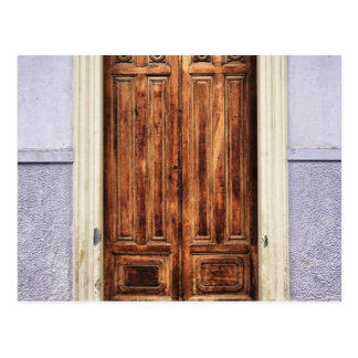 Las Puertas De Granada Postkarte