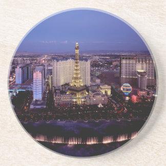 Las Vegas bis zum Nacht 3 Untersetzer