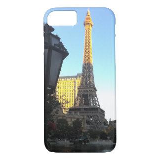 Las Vegas-Eiffelturm iPhone 8/7 Hülle