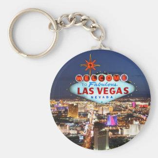 Las Vegas-Geschenke Schlüsselanhänger