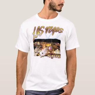 Las Vegas-Nächte T-Shirt