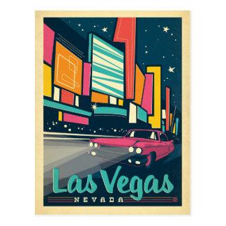 Las Vegas, Nanovolt Postkarte