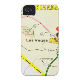 Las Vegas, Nevada iPhone 4 Cover