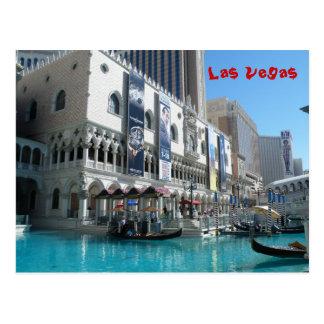 Las Vegas Postkarte