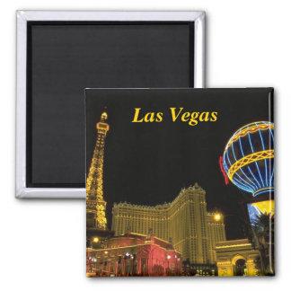 Las Vegas Quadratischer Magnet
