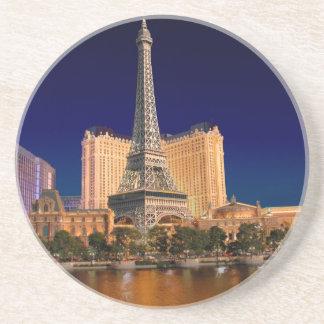 Las Vegas-Streifen 5 Sandstein Untersetzer