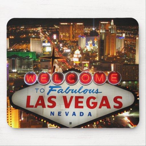 Free Stock 4K Video Footage der Las Vegas Strip bei Nacht