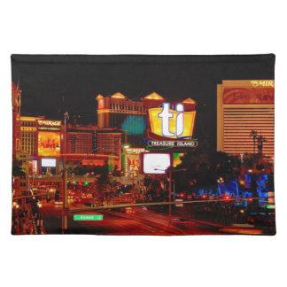 Las Vegas-Streifen Tischset