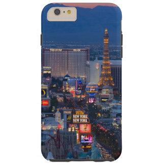 Las Vegas-Streifen Tough iPhone 6 Plus Hülle