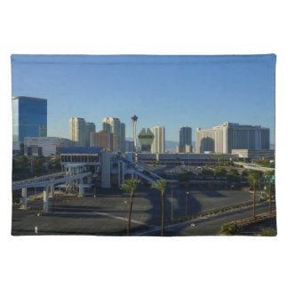 Las Vegas-Streifen voran Tischset