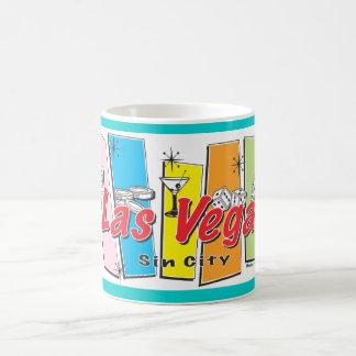 Las-Vegas-Sünde-Stadt Kaffeetasse
