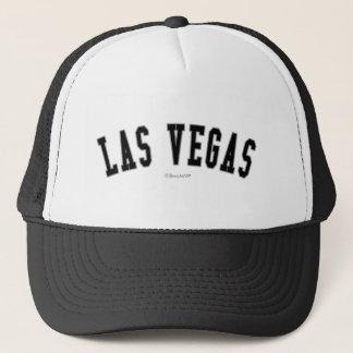 Las Vegas Truckerkappe