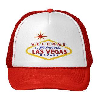 Las Vegas-Willkommensschild Retrokultcap
