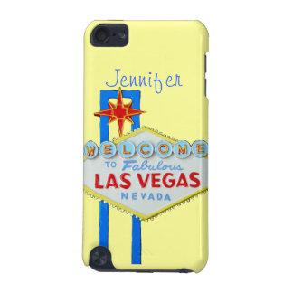 Las Vegas-Zeichen-Gelb iPod Touch 5G Hülle