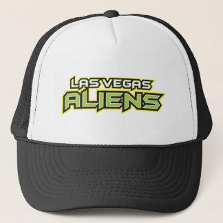 Las- VegasAußerirdische-Fernlastfahrer-Hut Truckerkappe