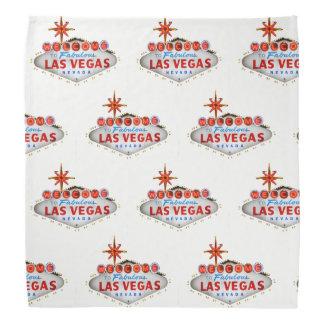 Las VegasBandana - der Las Vegas-Willkommensschild Halstuch
