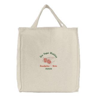 Las- Vegashochzeit - Großvater - Braut-Tasche