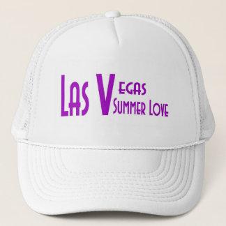 Las- Vegassommer-Liebe-Kappe Truckerkappe