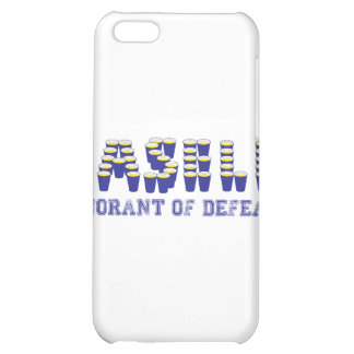Lasell - ignorant vom Tod iPhone 5C Cover