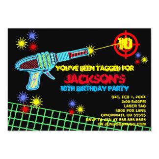 Laser-Umbau-kundenspezifische Geburtstags-Party 12,7 X 17,8 Cm Einladungskarte
