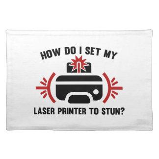 Laserdrucker Tisch Sets