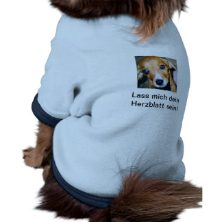 Lass mich dein Herzblatt sein T-Shirt