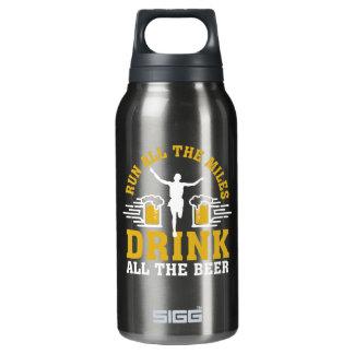 Lassen Sie alles Meilen-Getränk alles Isolierte Flasche