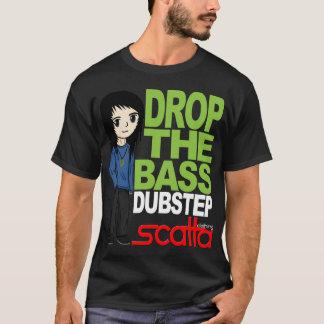 Lassen Sie den Bass-Dubstep T - Shirt fallen