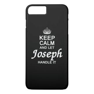 Lassen Sie den Joseph es behandeln! iPhone 8 Plus/7 Plus Hülle