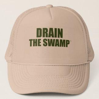 Lassen Sie den Sumpf-Fernlastfahrer-Hut ab Truckerkappe