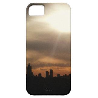 Lassen Sie den Sun herein glänzen iPhone 5 Hülle