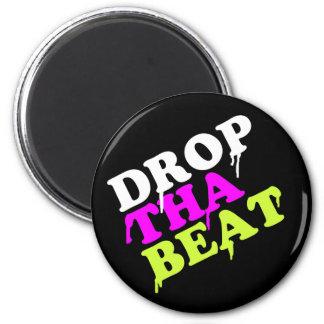 Lassen Sie die Party Ibiza Haus-Musik des Runder Magnet 5,1 Cm