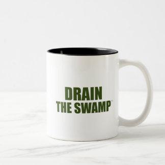 Lassen Sie die Sumpf 11oz Zwei-Ton Tasse ab
