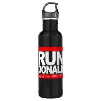 Lassen Sie Donald aus dem Weißen Haus heraus - - Trinkflasche