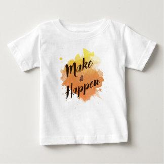 Lassen Sie es geschehen Baby T-shirt