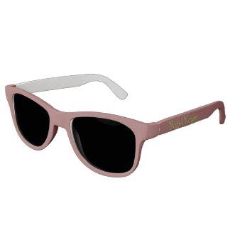Lassen Sie es geschehen Sonnenbrille