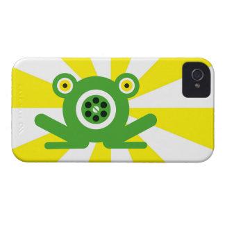 Lassen Sie Frog® ab Case-Mate iPhone 4 Hüllen