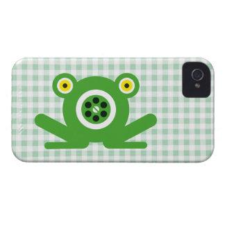 Lassen Sie Frog® ab iPhone 4 Hüllen
