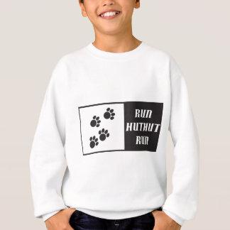 Lassen Sie HutHut Lauf 2 laufen Sweatshirt