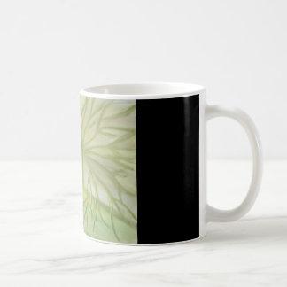 Lassen Sie Ihre Gedanken Wurzel nehmen Kaffeetasse