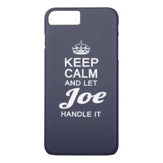 Lassen Sie Joe es behandeln! iPhone 8 Plus/7 Plus Hülle